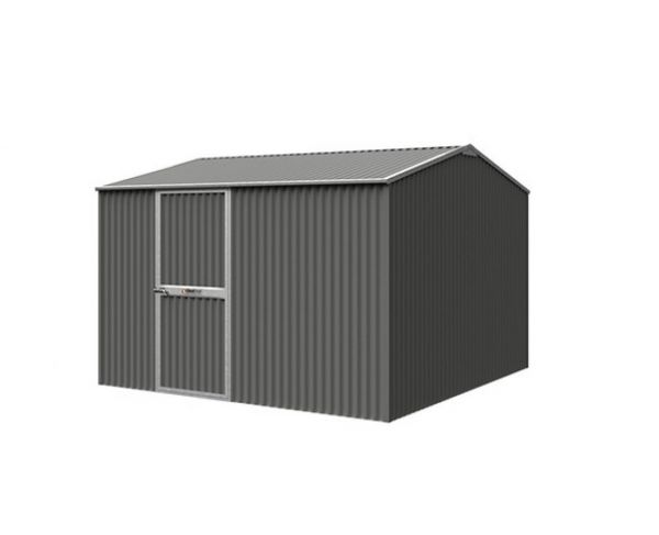 Corrugated Gable Roof