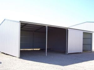 Open and Enclosed Bays