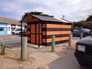 Mens Shed at Lorne